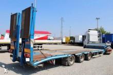 Vedere le foto Trasporto macchinari De Angelis semirimorchio carrellone pianale rampe usato