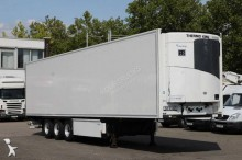 used Krone mono temperature refrigerated semi-trailer Thermoking Krone Thermo King SLX 400, Eléctrico, Caja Palett 3 axles - n°2844164 - Picture 2