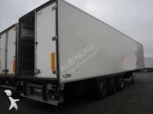 semi remorque Chereau frigo Carrier porte viandes PENDERIE A VIANDE 3 essieux occasion - n°2844780 - Photo 2