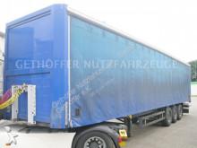 used Schmitz Cargobull beverage delivery flatbed semi-trailer Getränke Spezialaufl. Orten SafeServer K+G tec 3 axles - n°2855219 - Picture 2