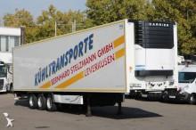 semi remorque Krone frigo Carrier double étage Krone Carrier Maxima 1300/Eléctrico/Doble piso/Eje elevable 3 essieux occasion - n°2880944 - Photo 2