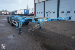 Voir les photos Semi remorque Renders Container chassis X-steering/20,2x20,30,40ft.