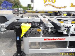 Voir les photos Semi remorque Kässbohrer SHG AVMH Container Transport