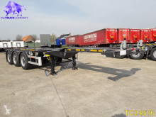 Преглед на снимките Полуремарке Kässbohrer SHG AMH Container Transport