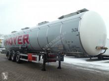 Voir les photos Semi remorque Van Hool CHEMICAL 55.000 LTR 3 compartments
