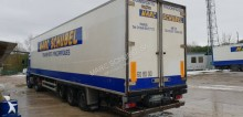 used Chereau mono temperature refrigerated semi-trailer Carrier 3 axles rear hatch - n°3046850 - Picture 2