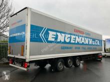 Voir les photos Semi remorque Schmitz Cargobull SKO24 Textilkoffer mit Stangen- SAF- LIFT- TOP
