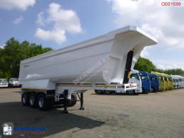 Vedeţi fotografiile Semiremorca Galtrailer Tipper trailer steel 40 m3 / 68 T / steel susp. / NEW/UNUSED