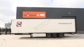 Ver as fotos Semi reboque Lamberet Vector 1800 Multitemp+Trennwand, Scheibebremsen, Pallettenkoffer, NL-Auflieger, APK: 12/2019