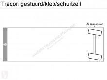 Voir les photos Semi remorque Tracon Uden gestuurd/klep/schuifzeil