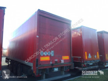 Voir les photos Semi remorque Samro Fourgon express Porte relevante