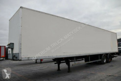Voir les photos Semi remorque Trailor TROUILLET / CONTAINER / BOX / 2 AXES / SAF /LIFT