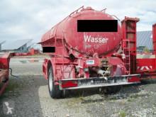 Voir les photos Semi remorque nc Grube HLS 90 45/1 Wassertank Auflieger