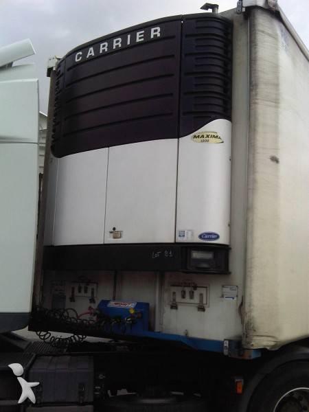 Semi remorque mirofret frigo carrier mono temp rature - Temperature du frigo ...