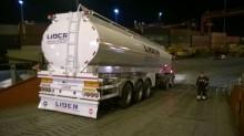 Zobaczyć zdjęcia Naczepa Lider Fuel Tanker Semi Trailer