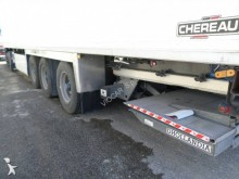 used Chereau refrigerated semi-trailer Thermoking 3 axles rear hatch - n°2061421 - Picture 3