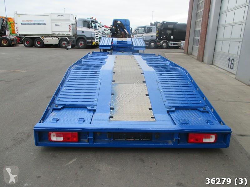 Semi remorque vs mont porte voitures truck transporter 3 essieux occasion n 2128798 - Remorque porte voiture 3 essieux ...
