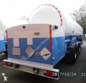 Voir les photos Semi remorque Klaeser GAS, Cryo, Oxygen, Argon, Nitrogen