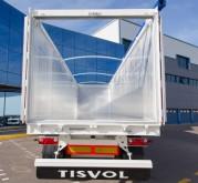 semirimorchio Tisvol ribaltabile trasporto cereali AA6-1030220-HE3 3 assi nuovo - n°2512053 - Foto 3
