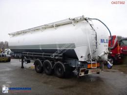Voir les photos Semi remorque Benalu Powder tank alu 58 m3 (tipping)