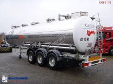 View images Maisonneuve Chemical tank inox 31.5 m3 / 1 comp semi-trailer