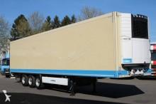 semirremolque Krone frigorífico Carrier doble piso Krone Carrier Vector 1850 + Eléctrico, Doble Piso 3 ejes usado - n°2675707 - Foto 3