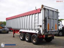 Voir les photos Semi remorque Fruehauf Tipper trailer alu 52 m3 + tarpaulin