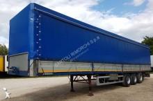 used Cardi tarp semi-trailer Semirimorchio, Centinato Sponde, 3 assi, 13.60 m rear hatch - n°2759639 - Picture 3