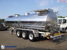 Voir les photos Semi remorque Magyar Chemical tank 27.2 m3 / 1 comp