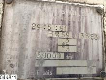 Zobaczyć zdjęcia Naczepa Filliat Silo Silo / Bulk,  59000 liter, 59 M3, elec / Hydraulic Tipping system