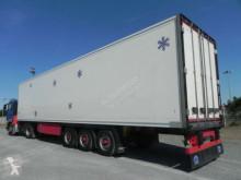 Voir les photos Semi remorque Krone Tiefkühlauflieger SDR Kühlauflieger Carrier