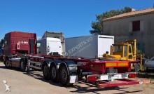 View images Fruehauf FIXE 40/45 PIEDS CONT ET CAISSE MOBILE semi-trailer