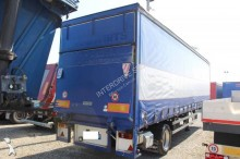 View images Tirsan semirimorchio centinato sponda monoasse 10.50m usato semi-trailer