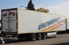 semi remorque Krone frigo Carrier double étage Krone Carrier Maxima 1300/Eléctrico/Doble piso/Eje elevable 3 essieux occasion - n°2880944 - Photo 3