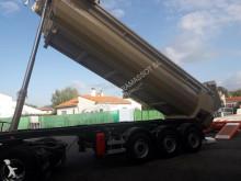 Bilder ansehen K.A. BAÑERA HARDOX 450 FONDOS 5MM LATERAL 4MM EJES SAF hydraulica Auflieger