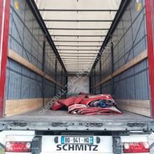 semi remorque Schmitz Cargobull rideaux coulissants (plsc) Curtainsider Standard 3 essieux occasion - n°2892346 - Photo 3