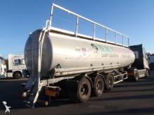 Voir les photos Semi remorque Trailor hydrocarbures 40000 litre