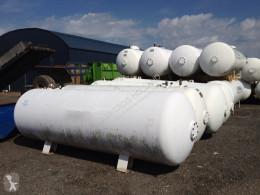 Voir les photos Équipements PL nc 12 X GAS LPG TANK LOADED ON 13.60 TRAILER