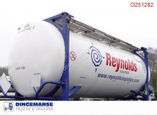 Bilder ansehen Magyar Tank container IMO 4 / 31 m3 / 20 ft / 3 comp Lkw Ausrüstungen