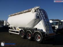 Voir les photos Semi remorque Feldbinder Powder tank alu 40 m3 + compressor