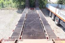 Voir les photos Semi remorque Langendorf carrellone trasporto vagoni usato