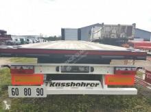 Voir les photos Semi remorque Kässbohrer SPS XS