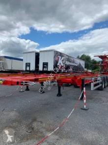 Voir les photos Semi remorque Kässbohrer Disponible porte containers 45 pieds