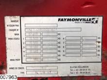 Voir les photos Semi remorque Faymonville Lowbed 67000 KG, 6,77 Mtr extendable, B 2,54 + 2x 0,25 mtr, 4 Axles, Lowbed