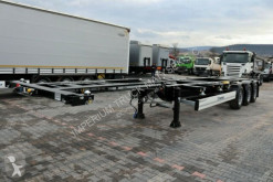 Voir les photos Semi remorque Krone FOR CONTAINERS / ALL TYPES / UNIVERSAL/ LIFT AXL