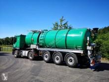 Zobaczyć zdjęcia Naczepa D-TEC Citerne pour transports d\'effluents liquides avec pompe à lobes