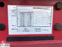 Voir les photos Semi remorque Faymonville Lowbed 82500 KG, 6,85 Mtr extendable, B 2,54 + 2x 0,25 mtr, 5 Axles, Lowbed