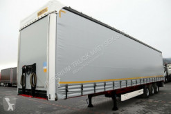 Voir les photos Semi remorque Wielton BOARDSIDER / MEGA / LIFTED ROOF AND AXLE /2017