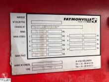 Voir les photos Semi remorque Faymonville Lowbed 71000 KG, 4 Axles, B 2,54 mtr, Lowbed