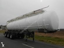 Voir les photos Semi remorque Indox Citerne tout acier 28000 litres